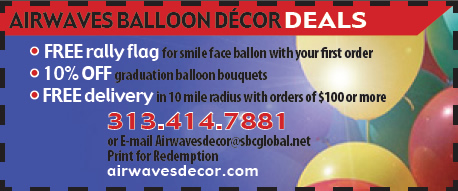 Airwaves Balloon Decor Deals