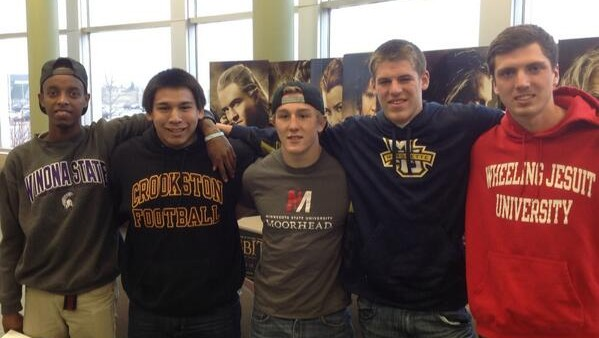 letter of intent example five more evhs seniors sign national letter of intent 1401