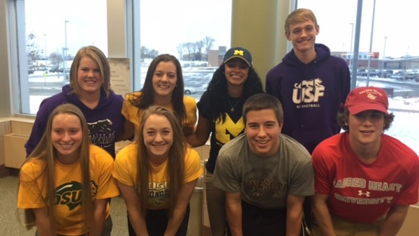 letter of intent example eight evhs senior athletes to sign national letters of 1401