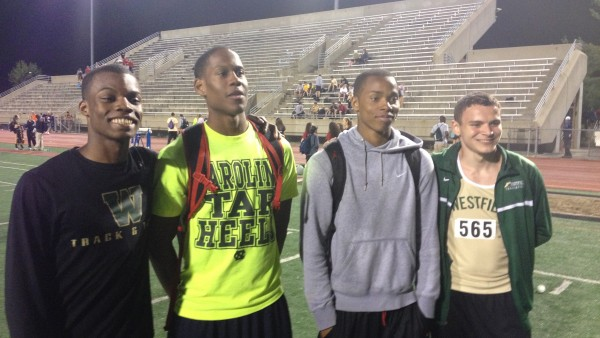 hamilton county track meet records