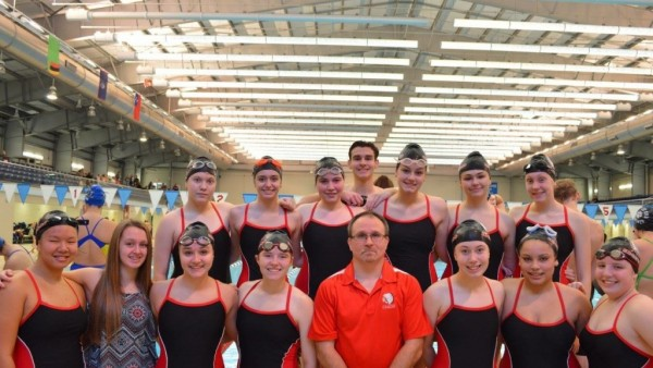 Swimmers Compete at Chardon Hilltopper - Edgewood Warriors ...