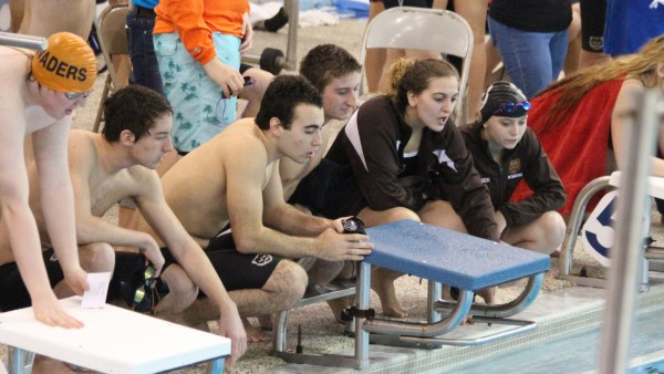 cleveland state high school swim meet