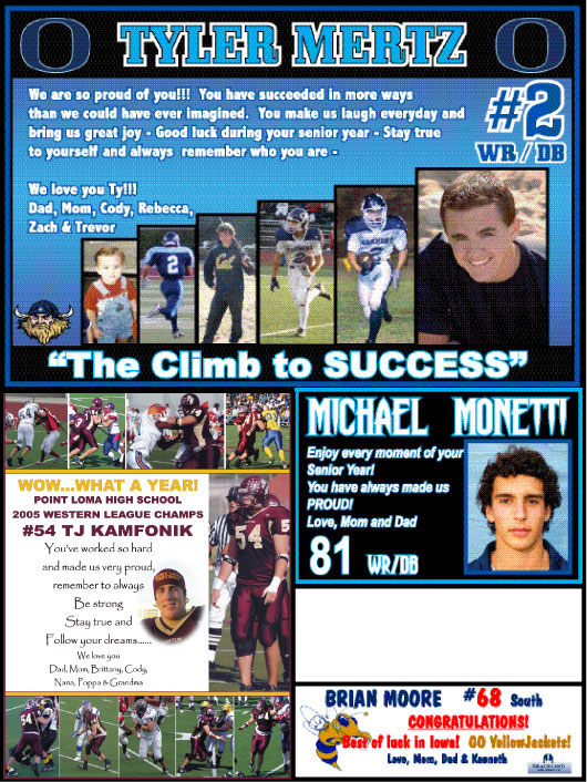 high school football program template - valley view team home valley view tigers sports