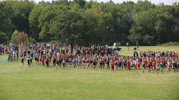 ohio high school cross country state meet results 2015 poster