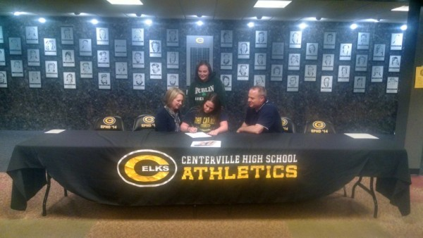 Ruggiero Signs to Swim With John Carroll - Centerville ...