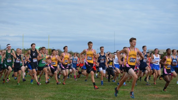 ohio southwest district cross country meet