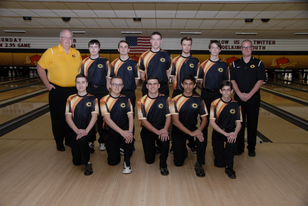 67a822bd3af The boys and girls bowling teams made the trip to Victory Lanes in  Springfield tonight to take on the host Wildcats in an NL east match-up.