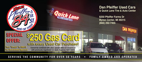 $250 Gas Card