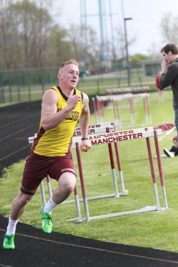 manchester high school track meet