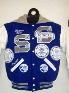 letter jacket patches arundel team home arundel wildcats sports 22892