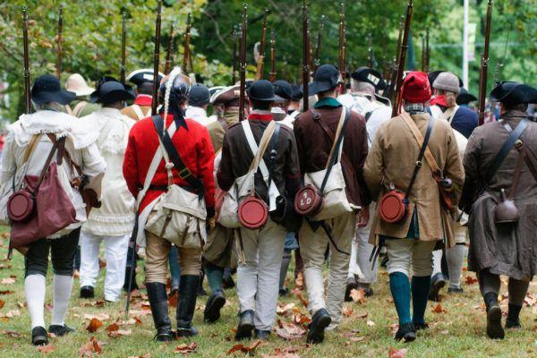 Annual Historic Revolutionary Germantown Festival, Northwest Philadelphia, PA