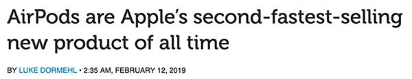 Apple Headline 1