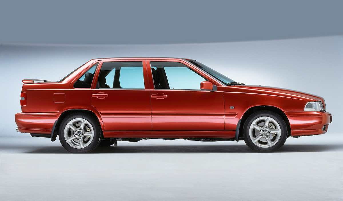 Volvo S70 Awd