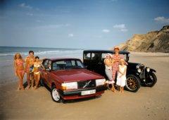 Volvo PV 4 and Volvo 244 Turbo