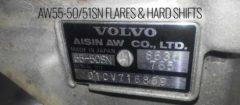 Flares Hard Shifts - AW55-50/51SN