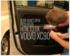 XC90 Fix Door Wont Open -