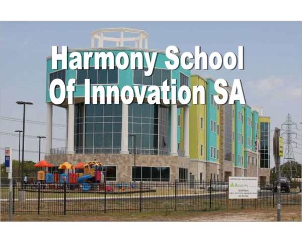 Harmony School of Innovation San Antonio