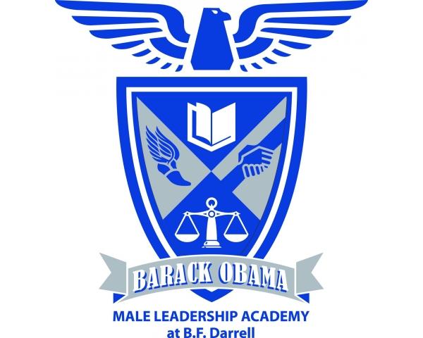 Obama, Barack Male Leadership Academy at A. Maceo Smith
