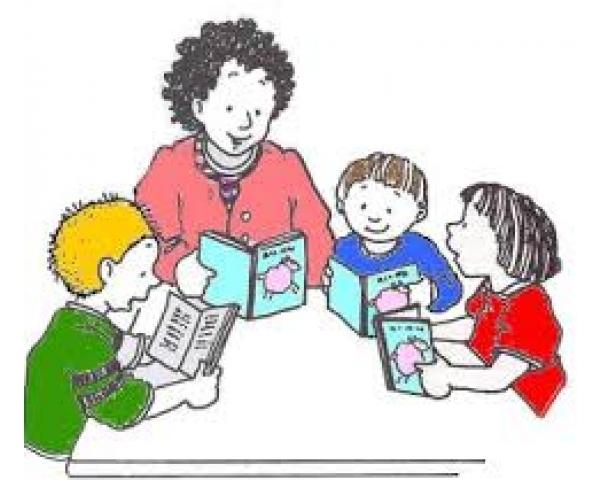 Bethune Bulls Book Buddies  / Amigos con Libros y Toros de Bethune