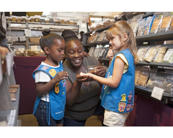 Help deliver Girl Scout programming to girls in Far North Dallas!