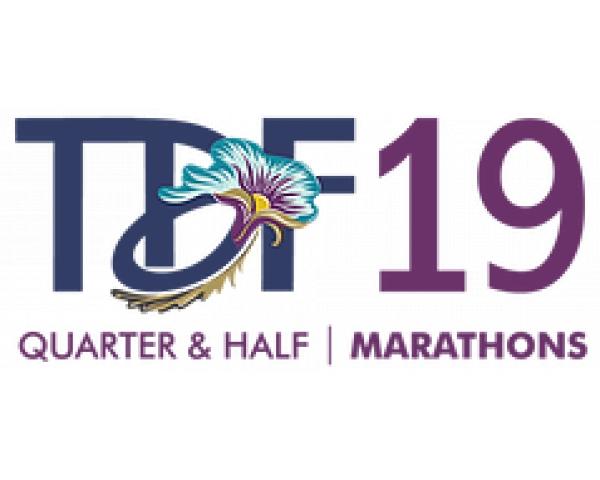 Tour des Fleurs Quarter and Half Marathon