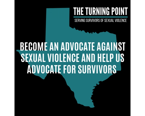 Support Survivors with The Turning Point