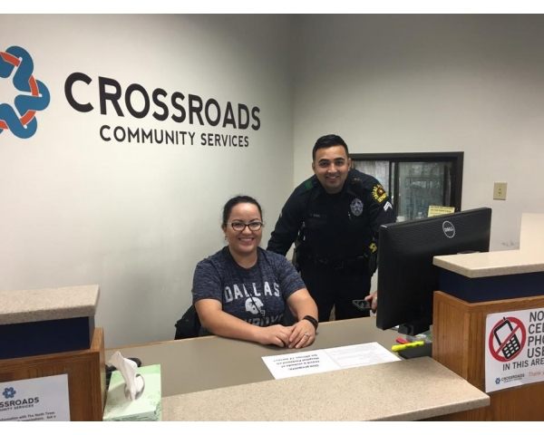 Client Greeter and Receptionist