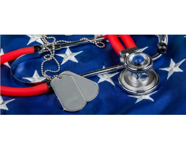Fundraiser for Military and Veteran Hospital