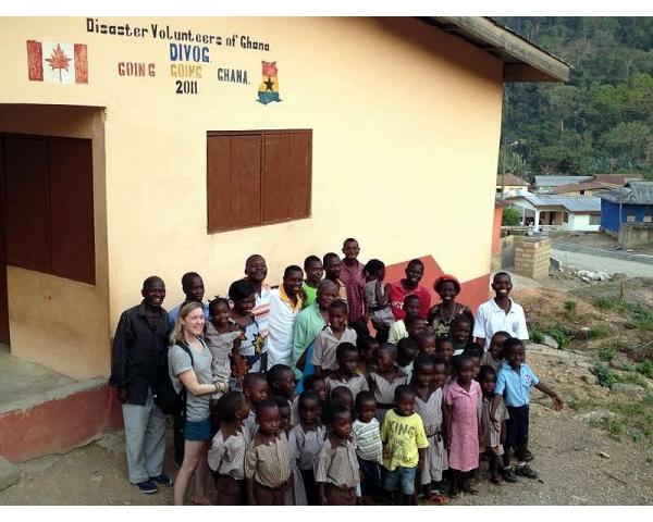 Volunteer Abroad in Ghana