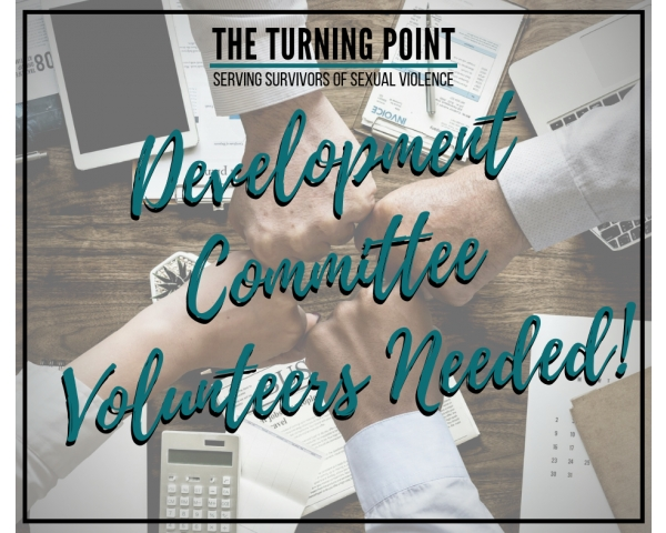 Become A Member Of Our Development & Fundraising Committee!