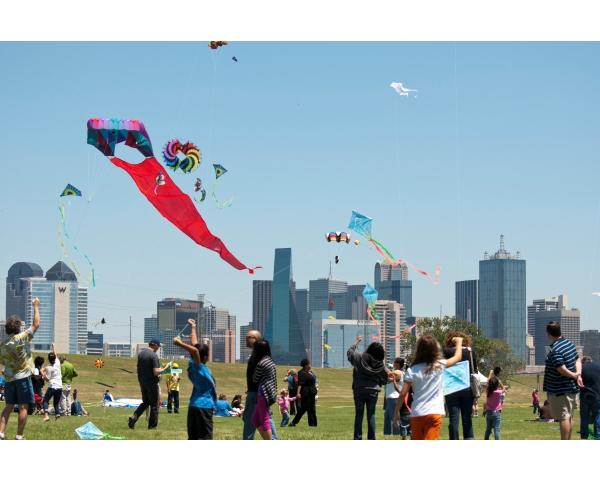 Trinity River Kite Festival