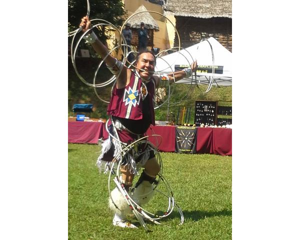 Cherokee Heritage Festival Volunteers