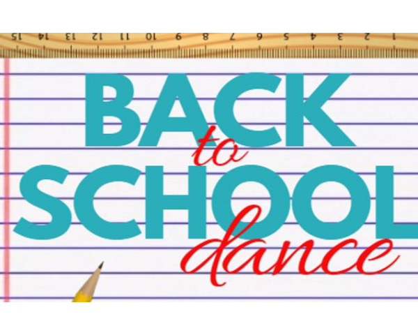 Back To School Dance