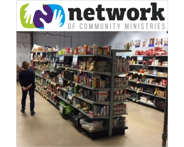 Help End Local Hunger:  Become a Food Pantry Volunteer