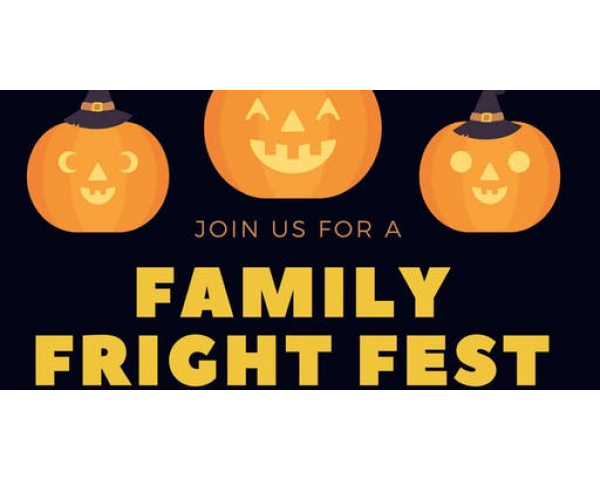 Family Fright Fest at Martin Weiss Recreation Center