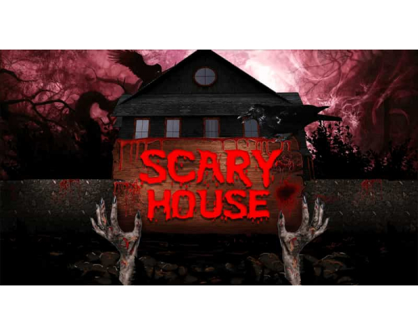 Scary House at Kleberg - Rylie Recreation Center