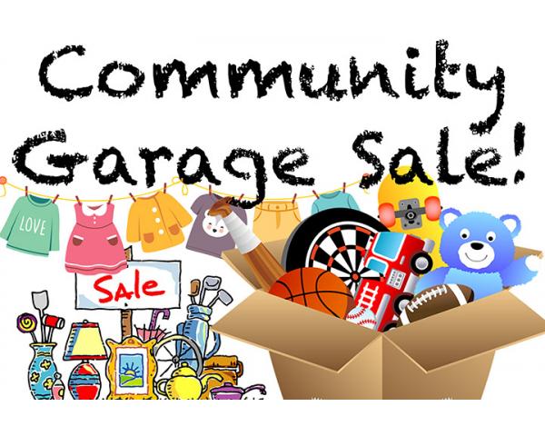 Fretz Community Garage Sale Preparation