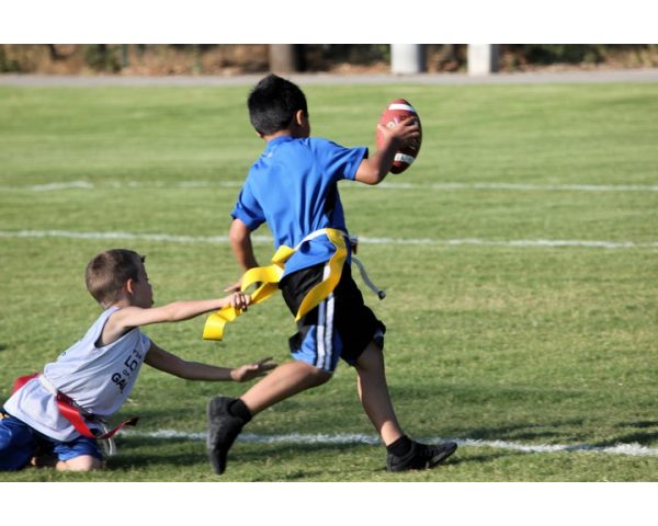 Flag Football Coaches Needed for West Dallas