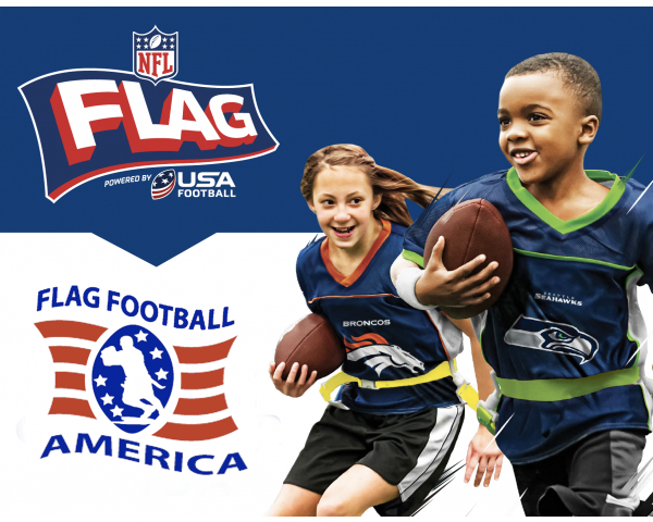 NFL Flag Football CO-ED Volunteer Coaches Needed at Arcadia