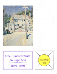 One hundred years on cape ann