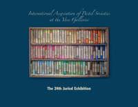 Iaps 24th juried exhibition exhibition catalogue cover