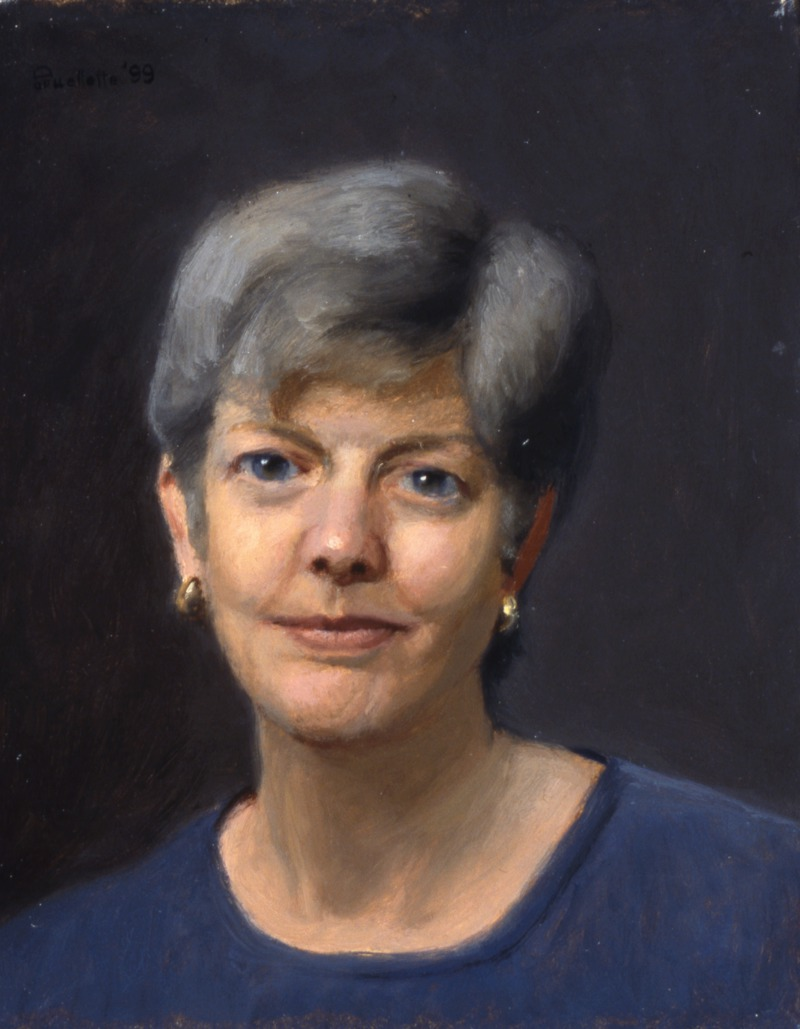 Nan Macnamara by Tom Ouellette (20/21st Century)