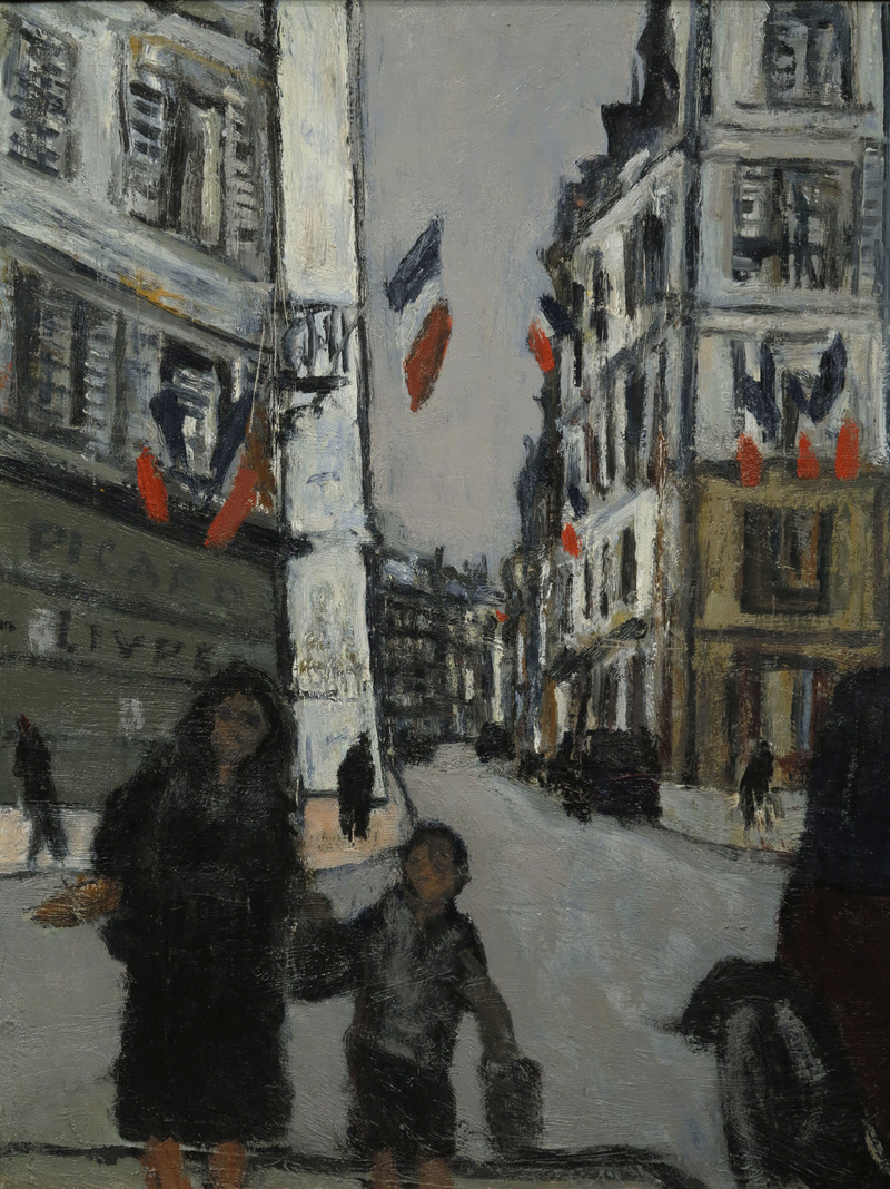 Paris, November 11 by Bernard Lamotte (1903-1983)