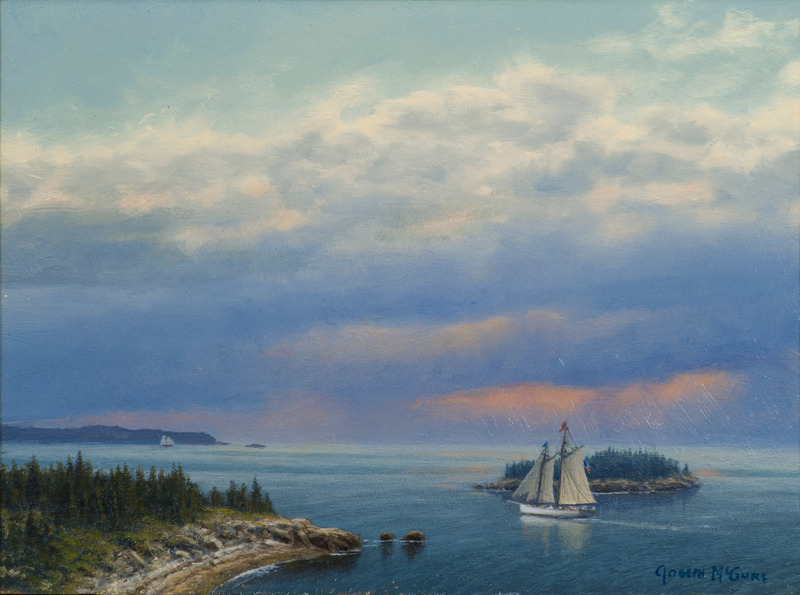 Cruising on the Coast by Joseph McGurl