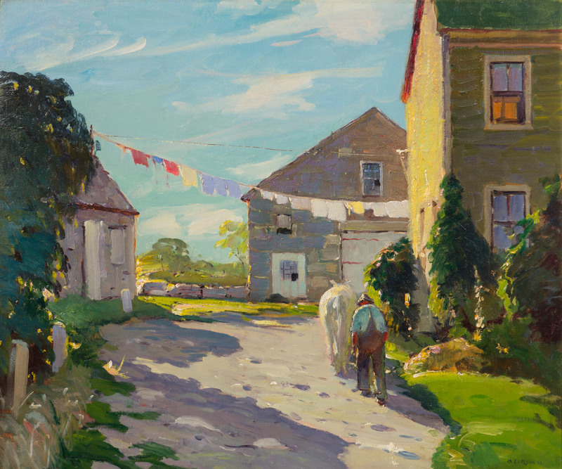 Rockport, Massachusetts by Antonio Cirino (1888-1982)