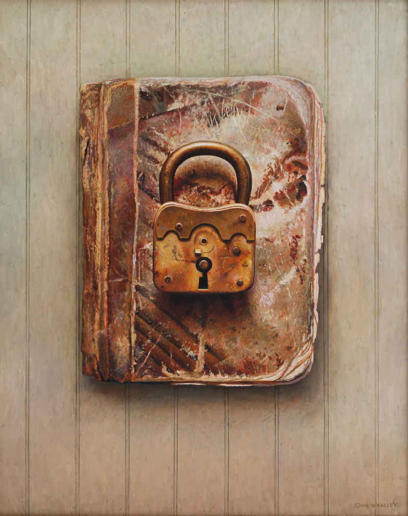 Brass Lock by John Whalley