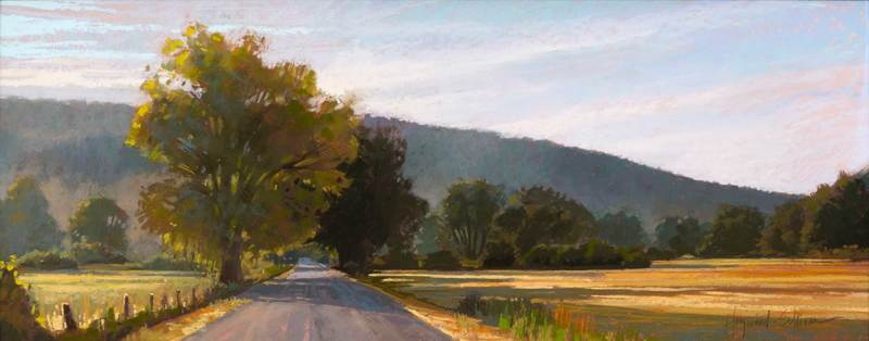 Country Road by Liz Haywood-Sullivan
