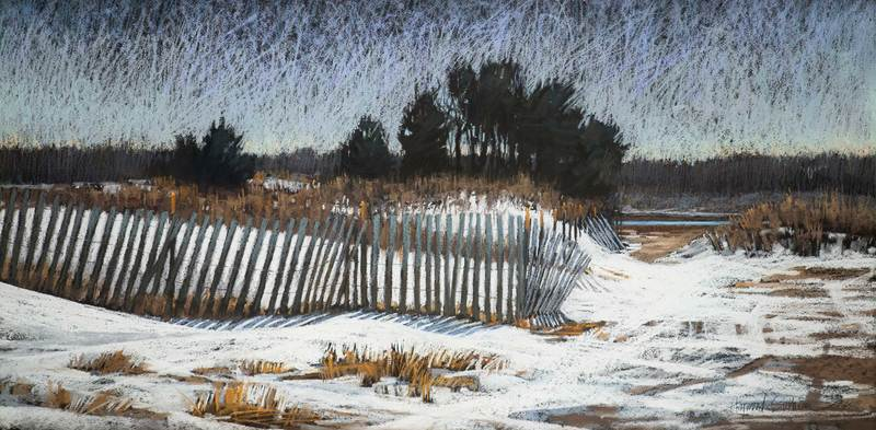 Winter Rhythms by Liz Haywood-Sullivan
