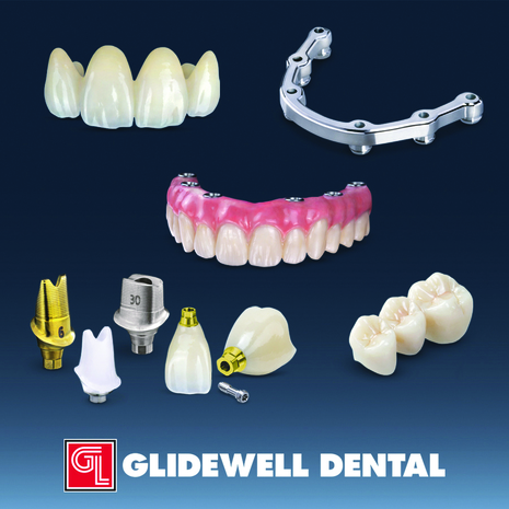 LMTmag | Glidewell Dental Products and Milling Services