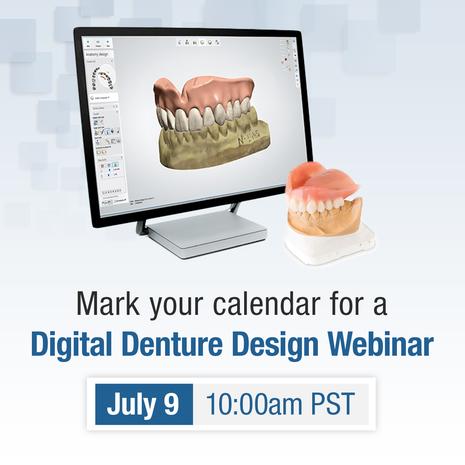 LMTmag   3Shape Full Denture Design Software